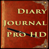 Diary Journal Pro HD- Personalize & secure the video voice record text photo mood event place. Best daily planner app for iPad - Sulaba Inc