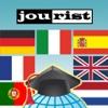 Jourist Δημιουργό Λεξιλογίου. Δυτική Ευρώπη