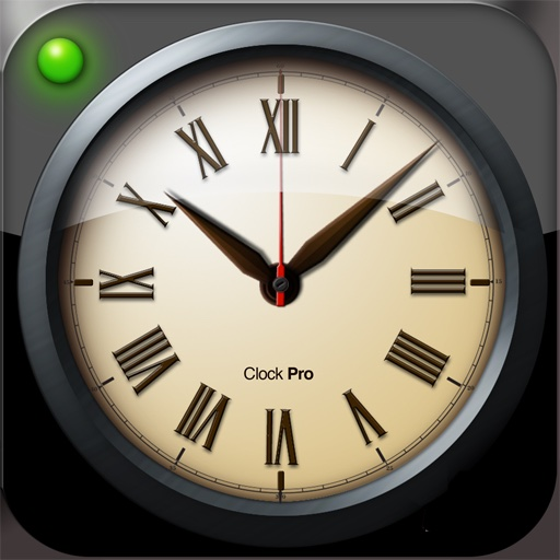 Clock Pro