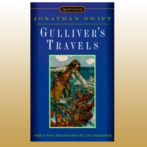 a short literary analysis of gullivers travels by jonathan swift