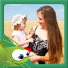 Speech Therapy - I Love Mom Picture Book