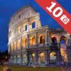 Roma : las 10 mayores atracciones turísticas. Guía turística de las mejores cosas para ver