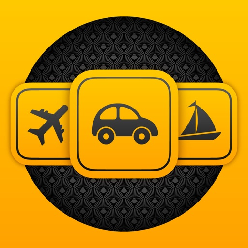 Car, Plane or Boat? iOS App