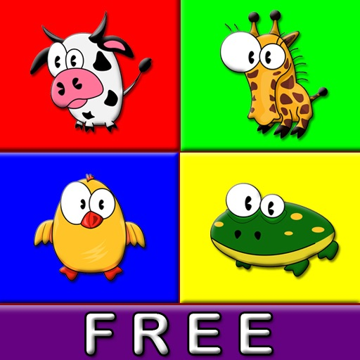 Abby Connect the Dots - Animals HD Free Lite iOS App