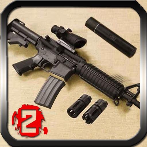 Gun Builder 2 HD iPad – Combat of Modern Guns Building
