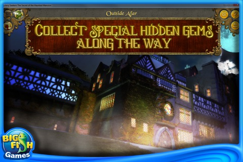 Mystery Seekers: The Secret of the Haunted Mansion (Full) screenshot 3