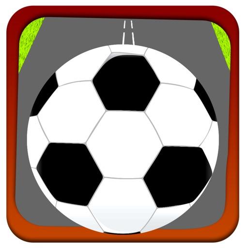 Street Soccer - Offense Master iOS App