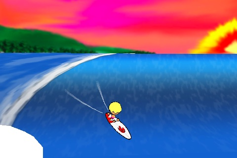 Bobble Surf Camp screenshot 1