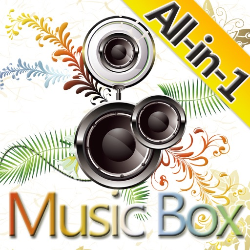 All-In-1 Music Box