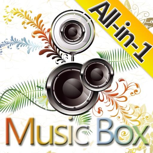 【乐器合集】 All-In-1 Music Box