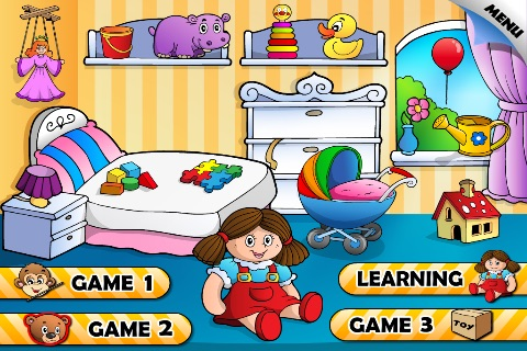 Abby's Toys - Games For Toddlers & Preschoolers screenshot 2