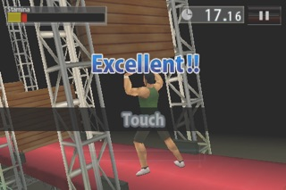 SASUKE Challenger screenshot1