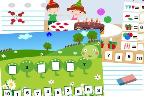 Math is fun: Age 4-5 screenshot 3