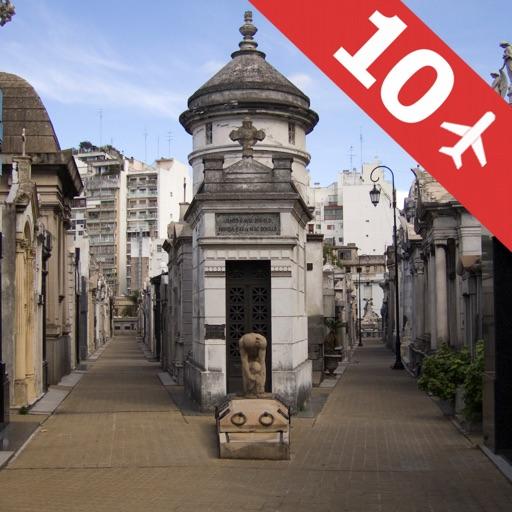 Argentina : Top 10 Tourist Destinations - Travel Guide of Best Places to Visit iOS App