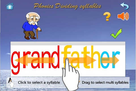 English Phonics Dictation 8 screenshot 3