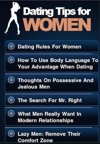 Dating app for women