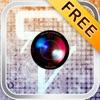 Halftone Camera FREE - Live