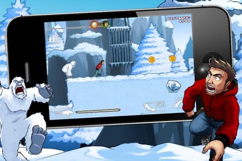 Run Like Hell! YETI EDITION screenshot 4
