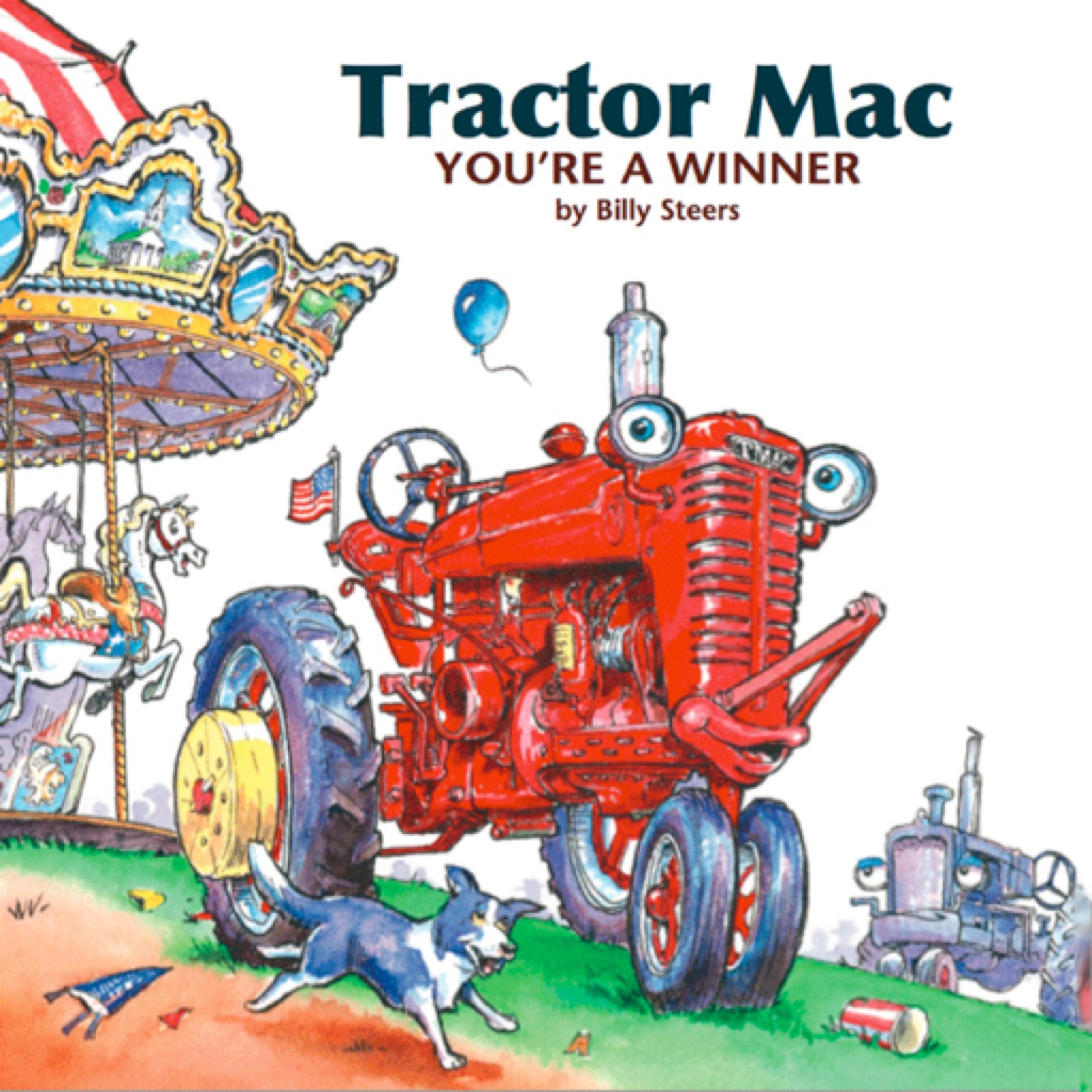 Tractor Mac, You're a Winner