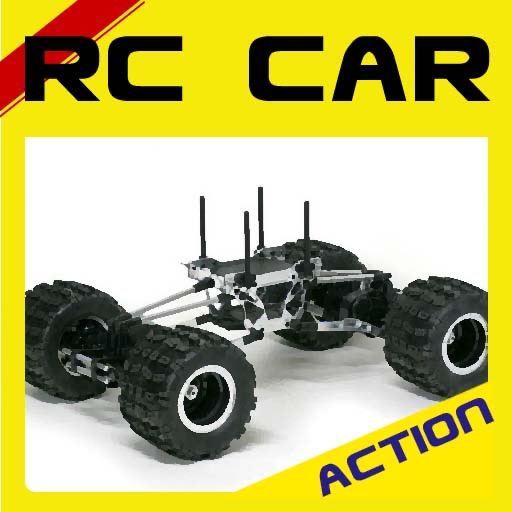 Controls RC Car FREE iOS App