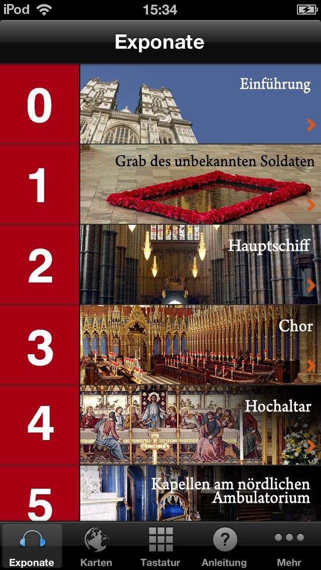 Westminster Abbey – Offizieller Rundgang-0