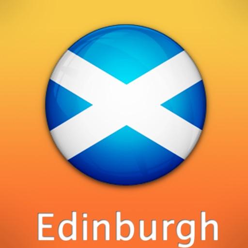 爱丁堡自由行地图 (苏格兰)