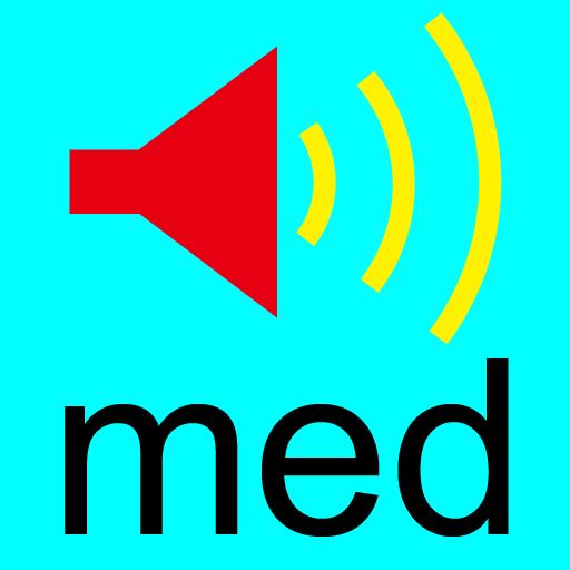 medical pronunciation