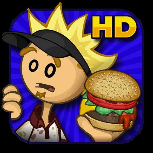 Papa's Burgeria HD
