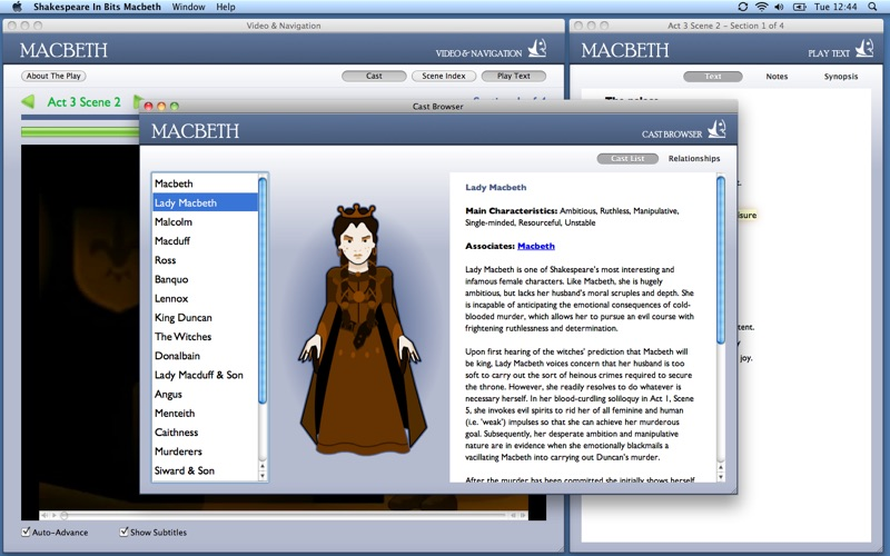 lady macbeth s emotional voice The bell rings—a signal from lady macbeth—and he sets off toward duncan's room act 2, scene 2 lady macbeth the fact that merely give voice to the macbeth.