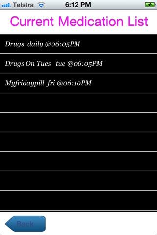 Remember My Pills – Medication RemindersScreenshot of 3