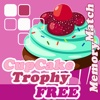 Cup Cake Trophy Memory Match FREE,  BE WARNED : Insanely addictive!