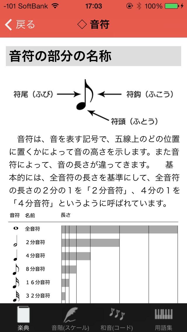 ミニ楽典 screenshot1