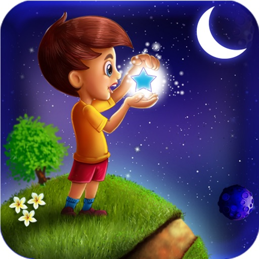 Little Big Universe Space Travel Advenutre - A Fun Story of a Boys's Galactical Star Explorer Blast iOS App