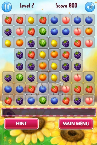 Autumn Fruits Mania screenshot 2