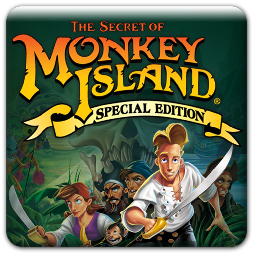 Monkey Island  Special Edition App Store