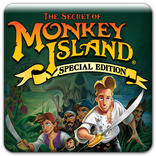 猴岛的秘密:特别版 The Secret of Monkey Island ™: Special Edition