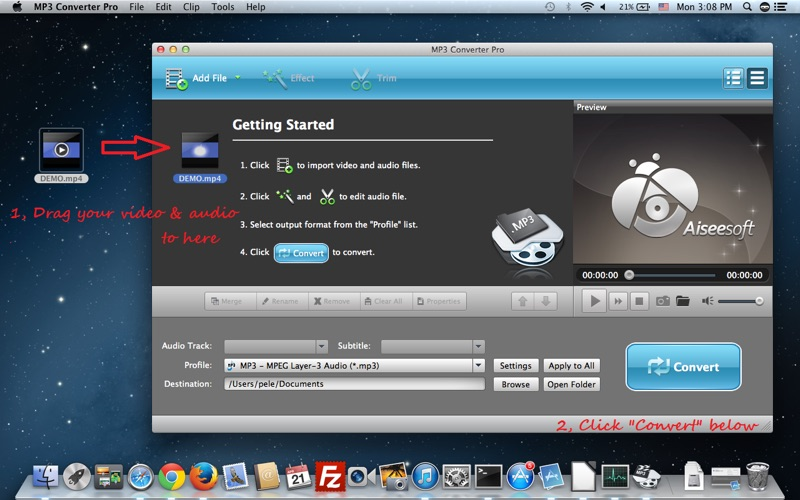 MP3-Converter-Pro - Convert YouTube to MP3 on the Mac App Store