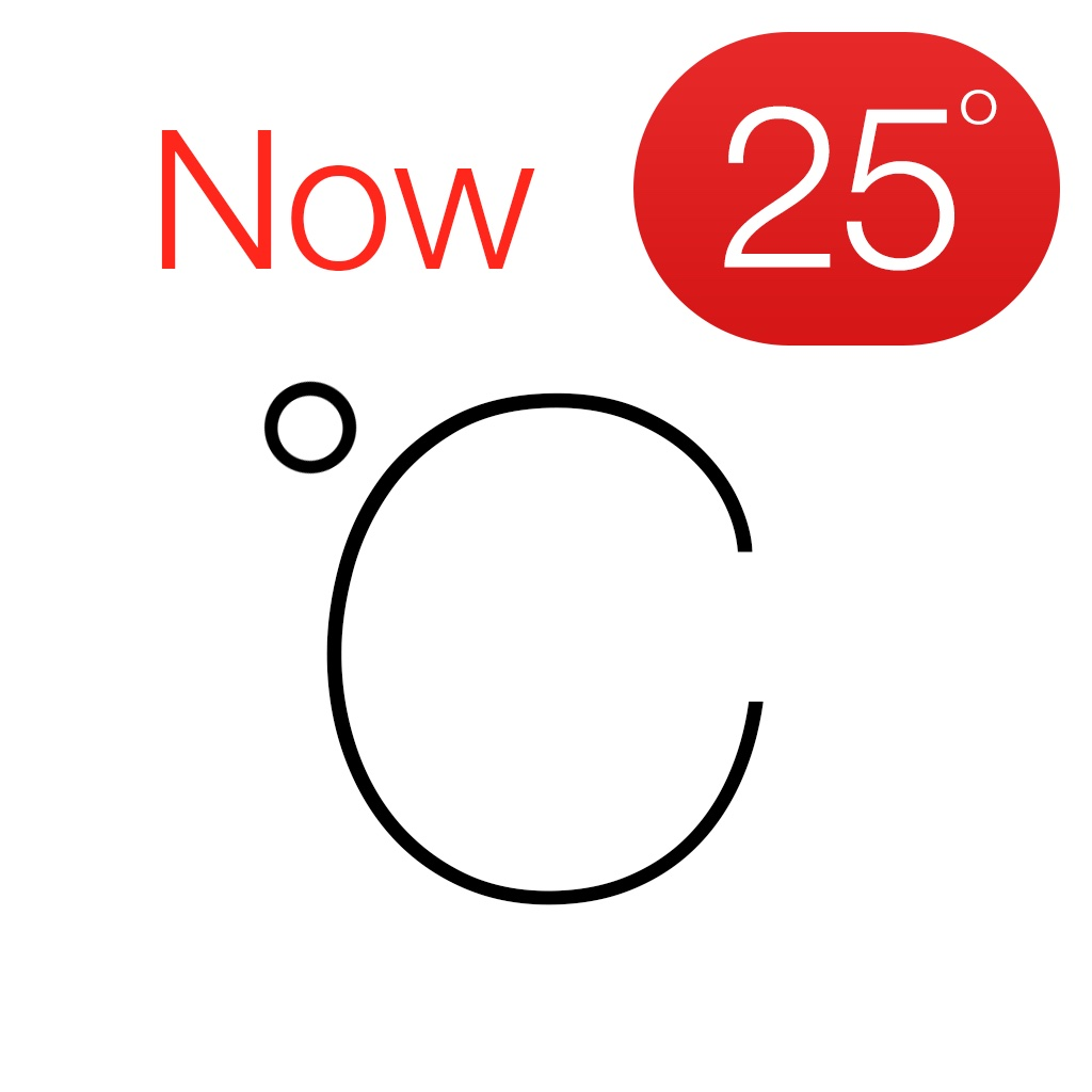Celsius Free – Weather & Temperature on your Home Screen