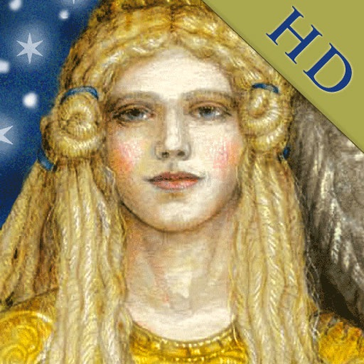 Goddess Tarot HD iOS App