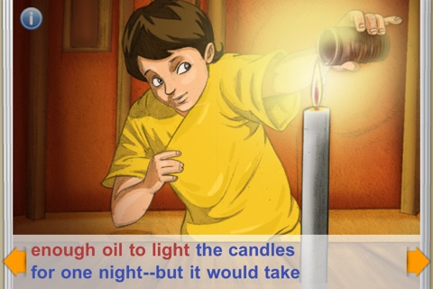 Hanukkah: The Festival of Lights StoryChimes screenshot 2