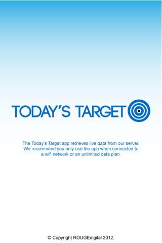 Today's Target screenshot 1
