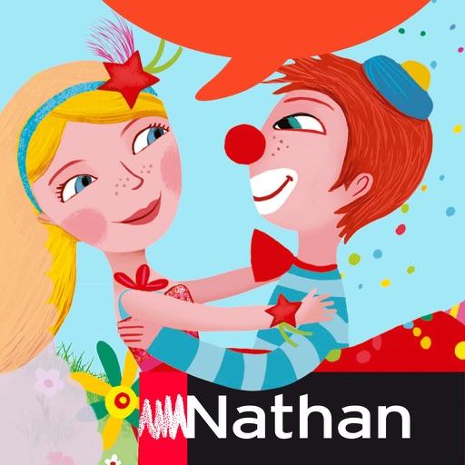 Vive les mariés ! . Premières Lectures Nathan iOS App