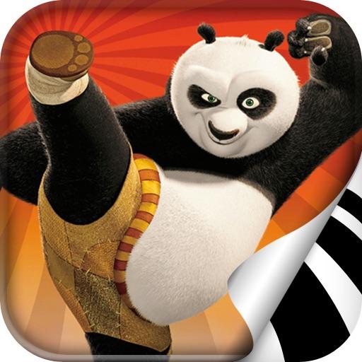 Kung Fu Panda 2 Libro