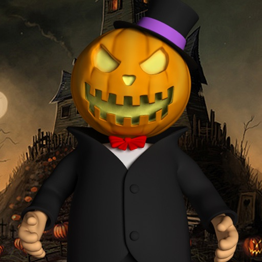 talking mr halloween for iphone