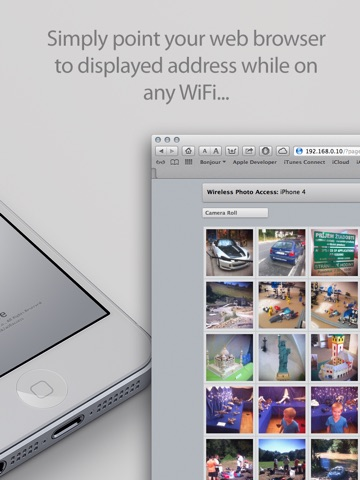 wifi photo & video access lite on the app store