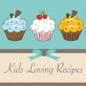Kids Loving Recipes icon