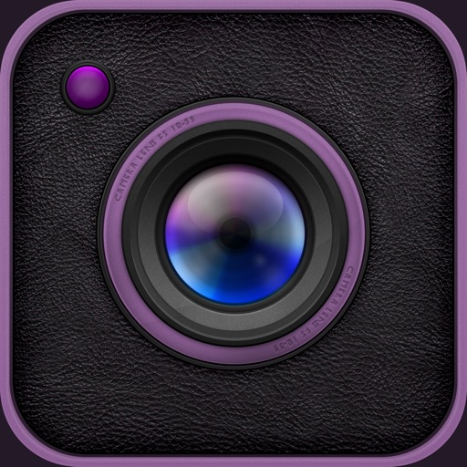 Zoom Cam - Pinch to Zoom iOS App