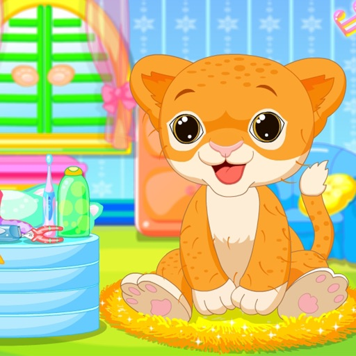 Baby Lion Spa Salon And Care iOS App
