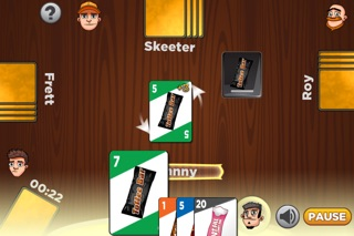 Screenshot #9 for short fill candy card game