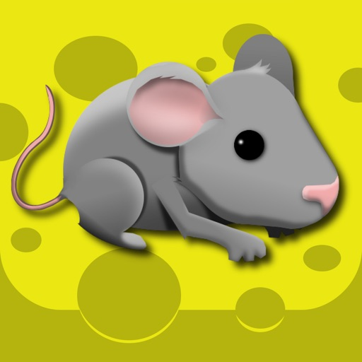 Rodent Rush - Puzzle Challenge Cheese Chips iOS App